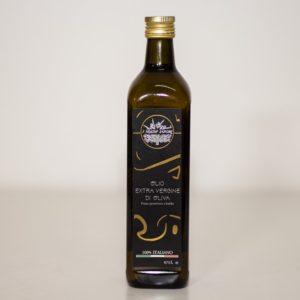 bottiglia olio 0.75 l